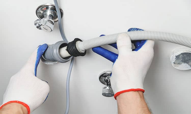 How to Clean a Smelly Washing Machine Drain