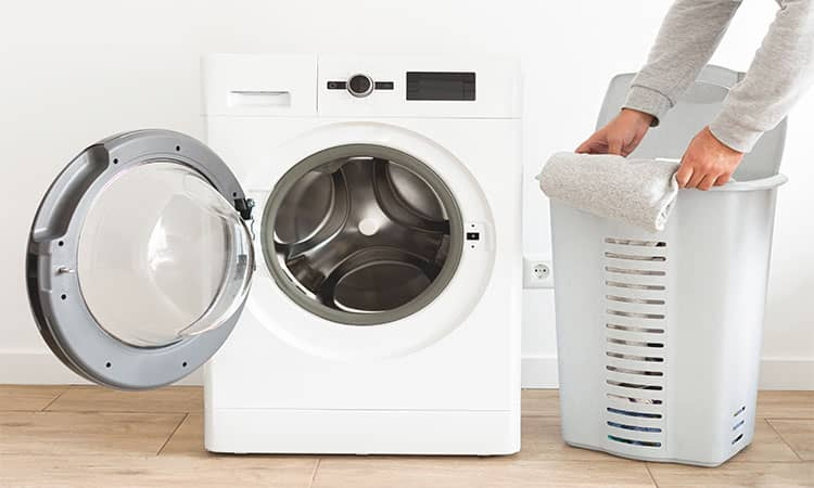 Why isn't my Kenmore washer not draining?