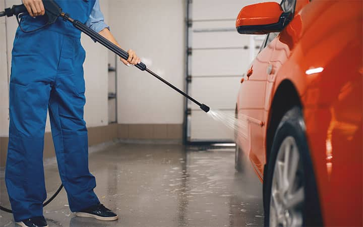 Campbell Hausfeld Pressure Washer Troubleshooting